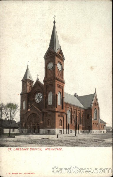 St. Lawrence Church, Milwaukee, Wisconsin