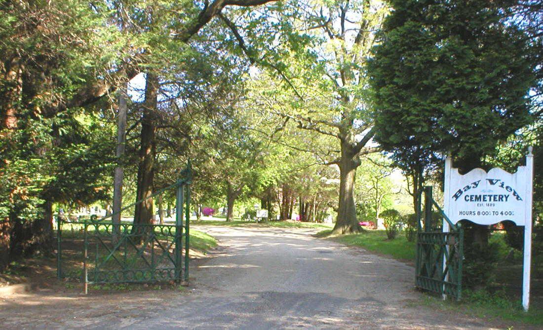 Bay View Cemetery Pic, Leonardo, NJ