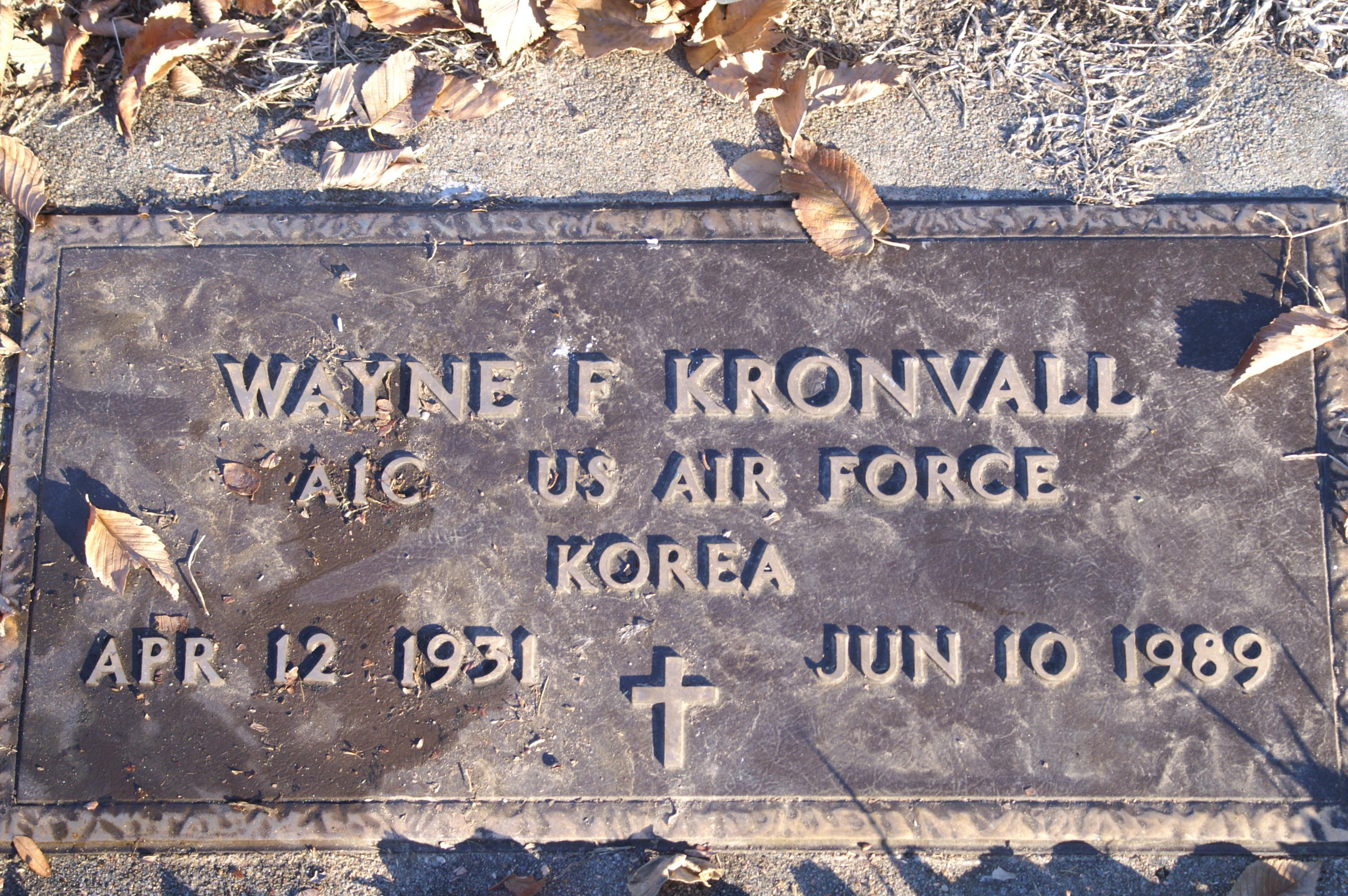 Wayne Kronvall
