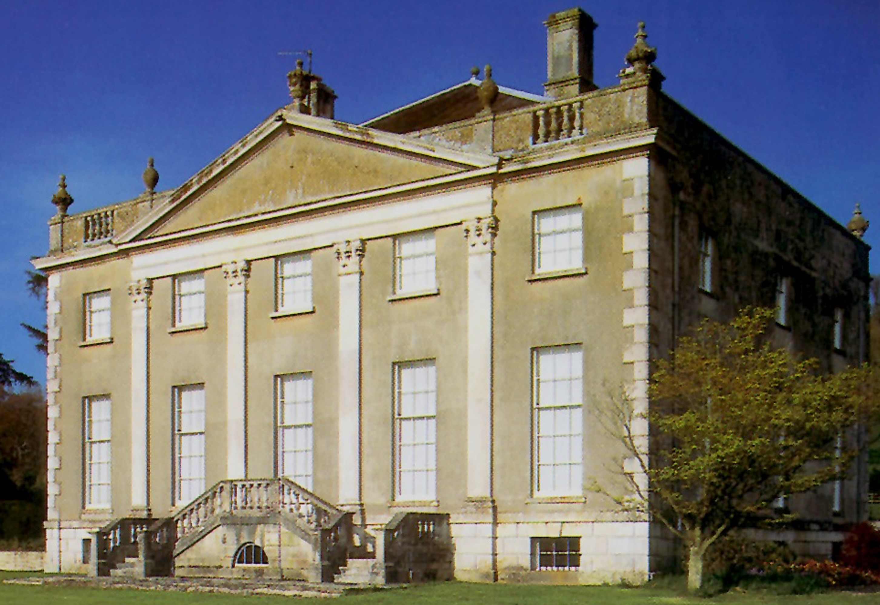 Randleston Manor
