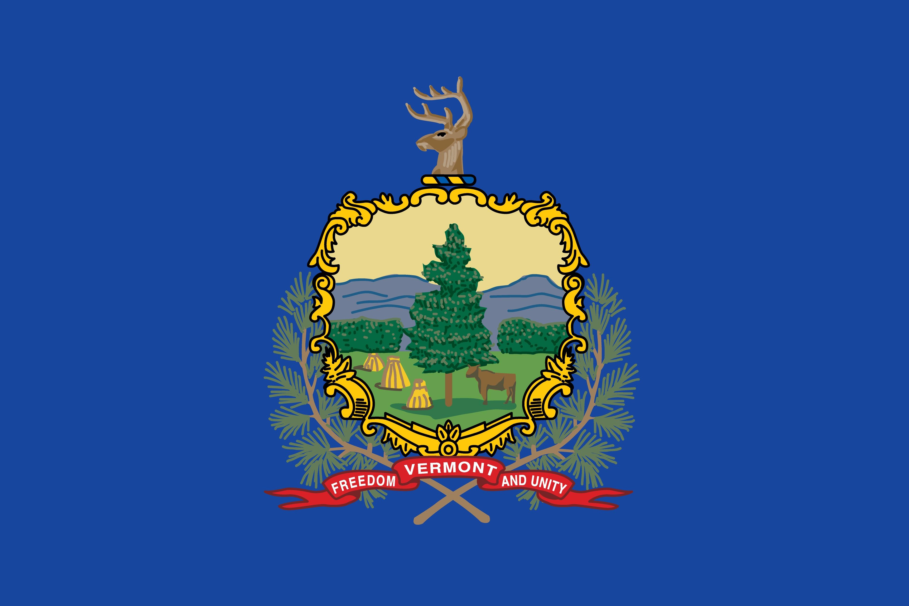 prescale Vermont Statehood
