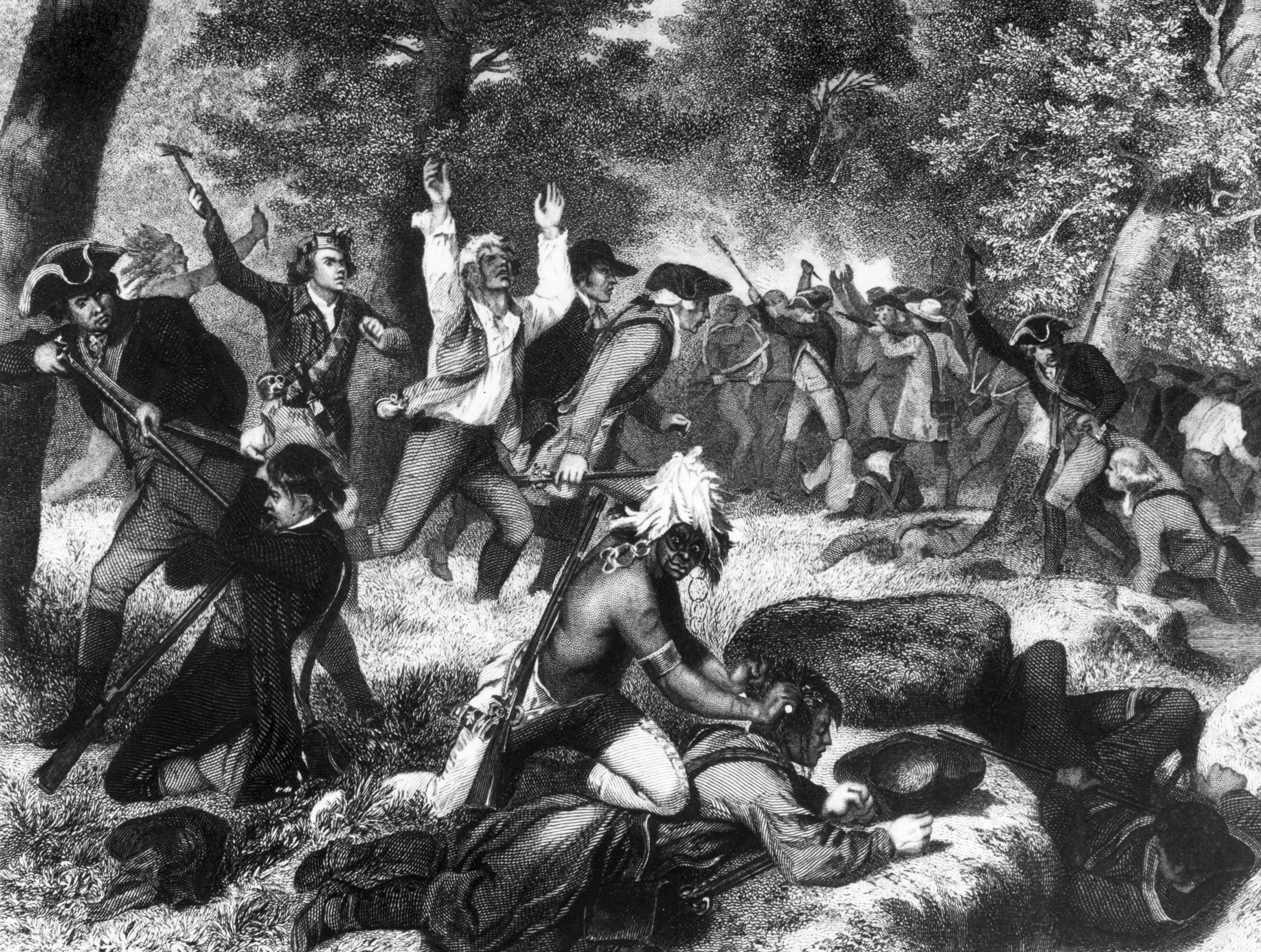 prescale The Yankee-Pennamite War
