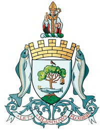 Glasgow City Crest, for Provosts of Glasgow