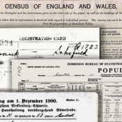 Virginia, Compiled Census and Census Substitutes Index, 1607-1890